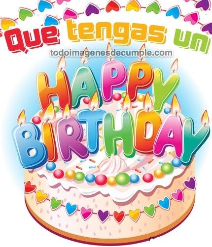 imagenes de cumpleaños para facebook