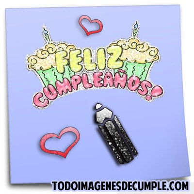 imágenes de cumpleaños con nota imagechef