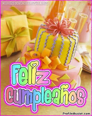 imagenes de feliz cumpleaños con pasteles