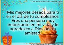 Mis mejores deseos para ti en el día de tu cumpleaños
