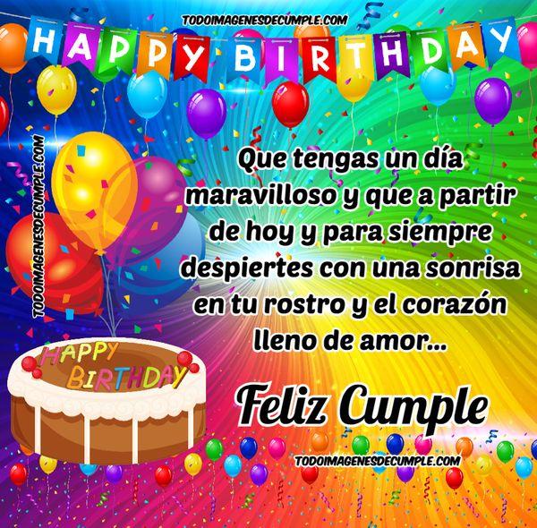 frases de cumpleaños Descargar imágenes con frases de cumpleaños frases de cumpleaños